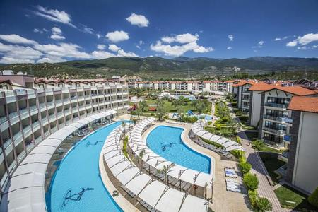 Hattuşa Vacation Thermal Club Kazdağları