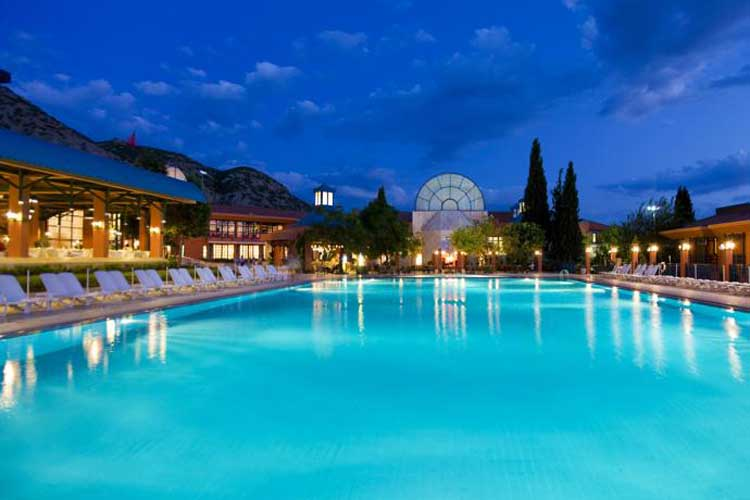 Otel : Spa Hotel Colossae Thermal