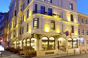 İstanbul Otelleri: Best Western Empire Palace
