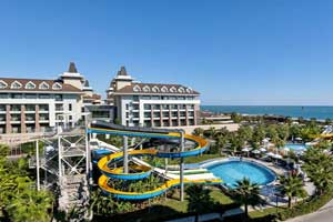 Belek Otelleri: Sherwood Dreams Resort