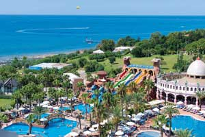 Otel : Kamelya World Holiday Village