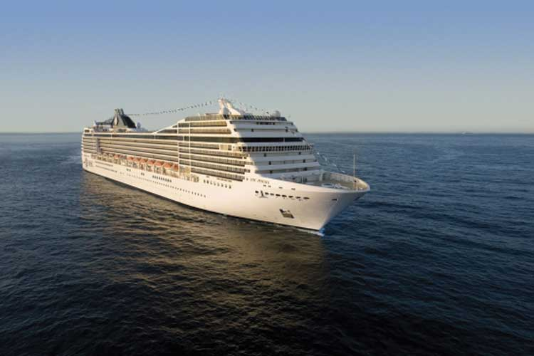 Msc Poesia İle Grand Voyages